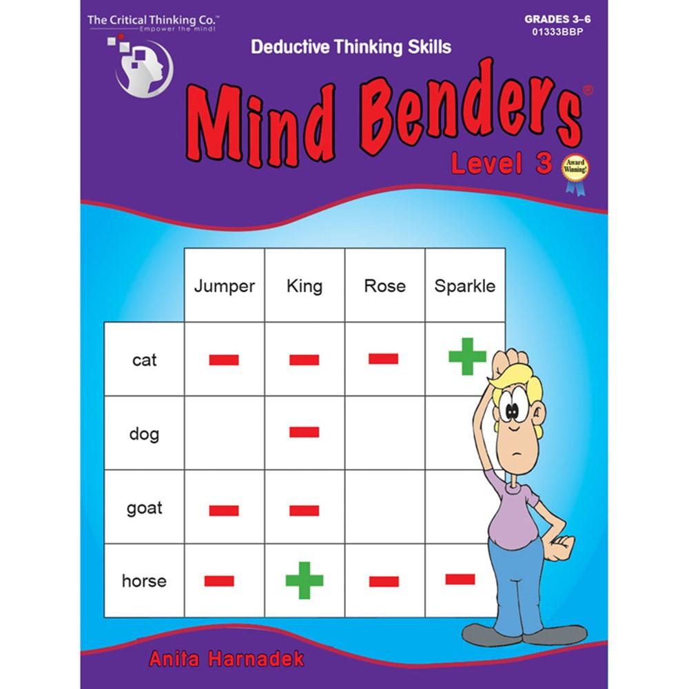 CTB01333BBP - Mind Benders Book 3 in Books