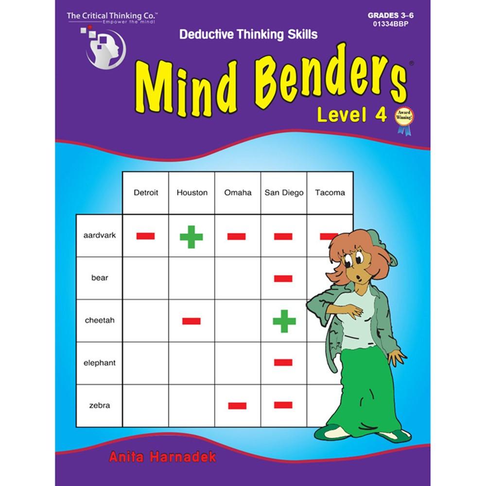 CTB01334BBP - Mind Benders Book 4 in Books