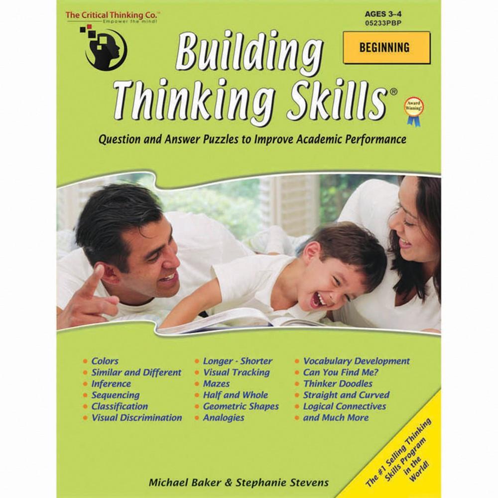 CTB05233 - Building Thinking Skills Beginning in Books