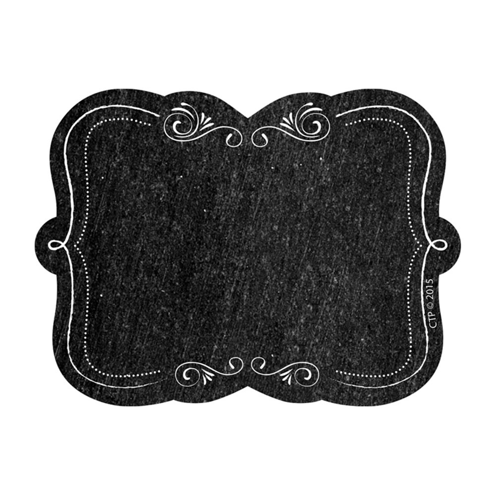 CTP0725 - Chalk It Up Name Tags in Name Tags