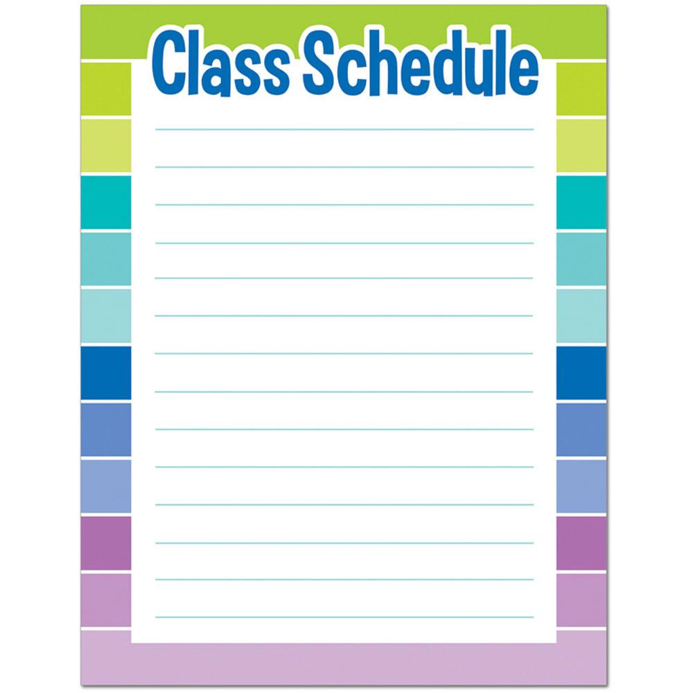 Daily Class Schedule Template from shop.dkoutlet.com
