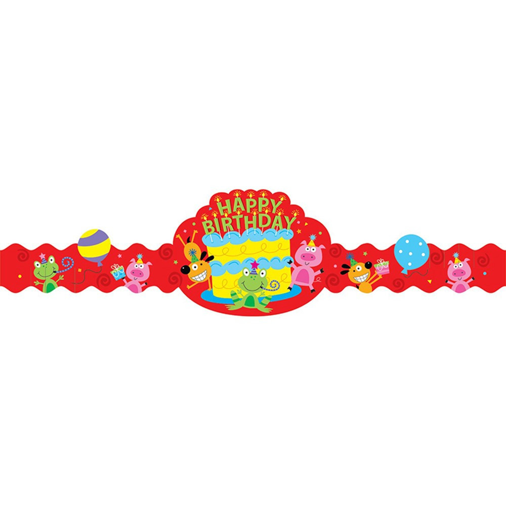 CTP2558 - Happy Birthday Award in Awards