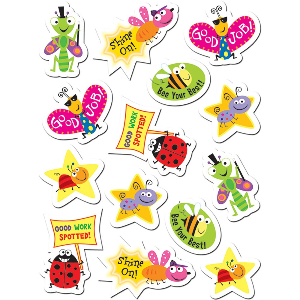 CTP4132 - Bugs Stickers in Stickers