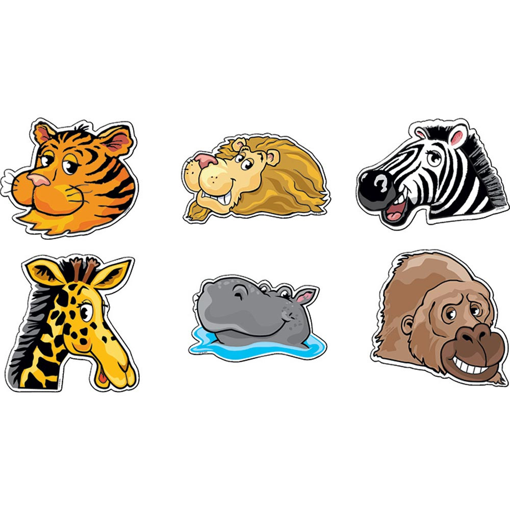 CTP4681 - Jungle Animals in Accents