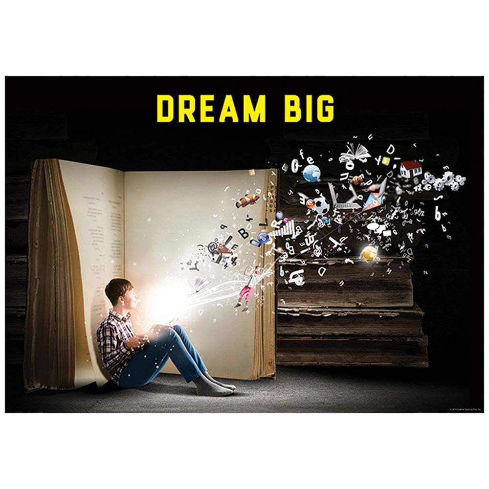 Dream Big Inspire U Poster Gr 3 Ctp7268 Creative