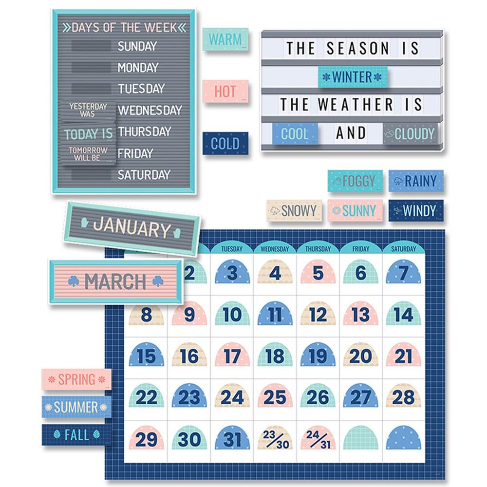 CTP8595 - Calm & Cool Calendar St in Calendars