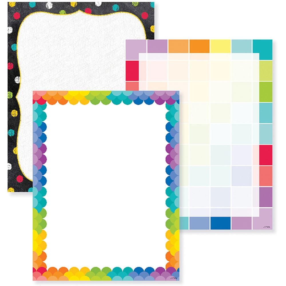 designer paper pack ctp8917 creative teaching press paper