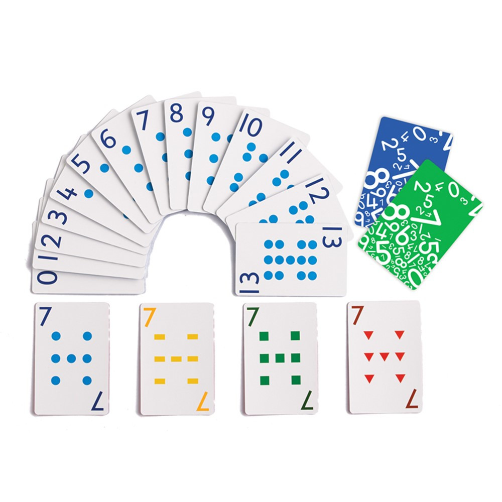 CTU24536 - School Friendly Playing Cards in Card Games