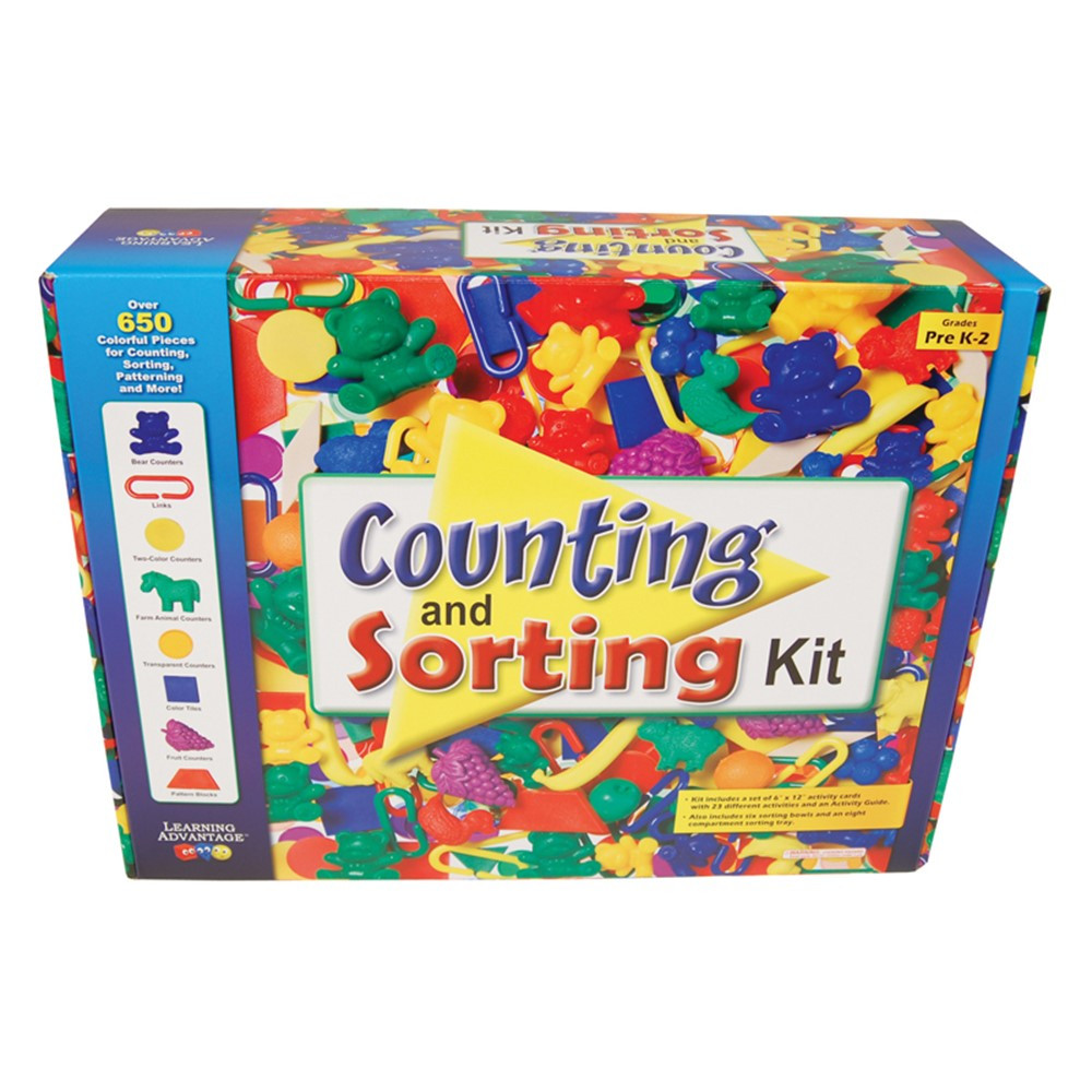CTU7027 - Counting & Sorting Kit in Sorting