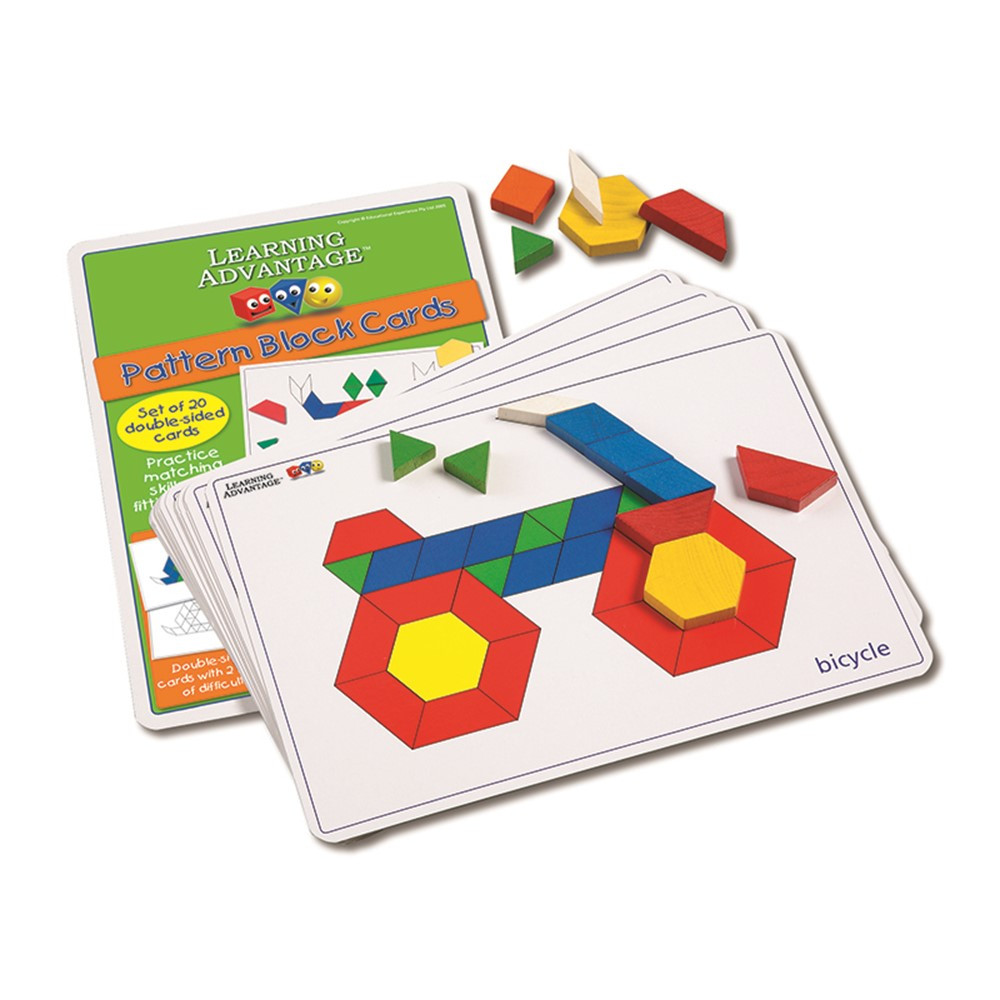 CTU7149 - Pattern Block Cards in Patterning