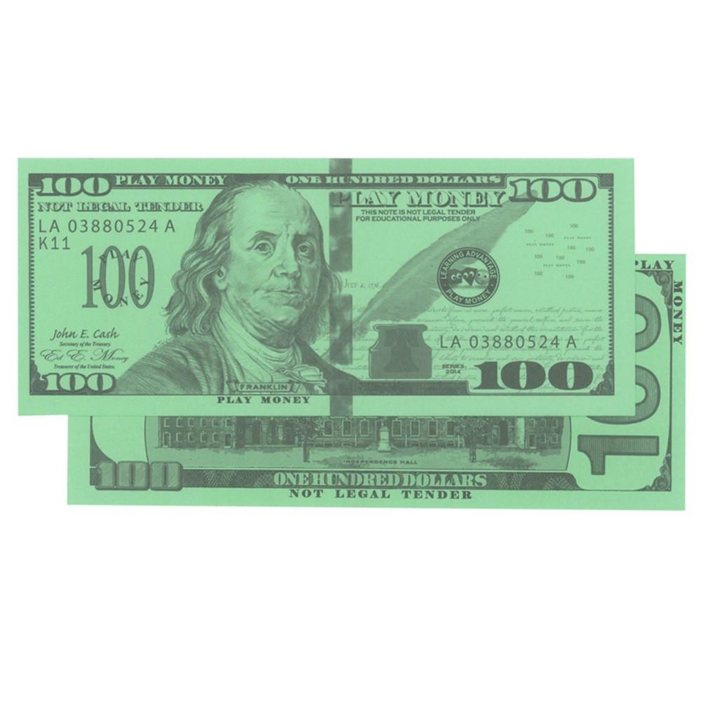CTU7504 - $100 Bills Set Of 50 in Money