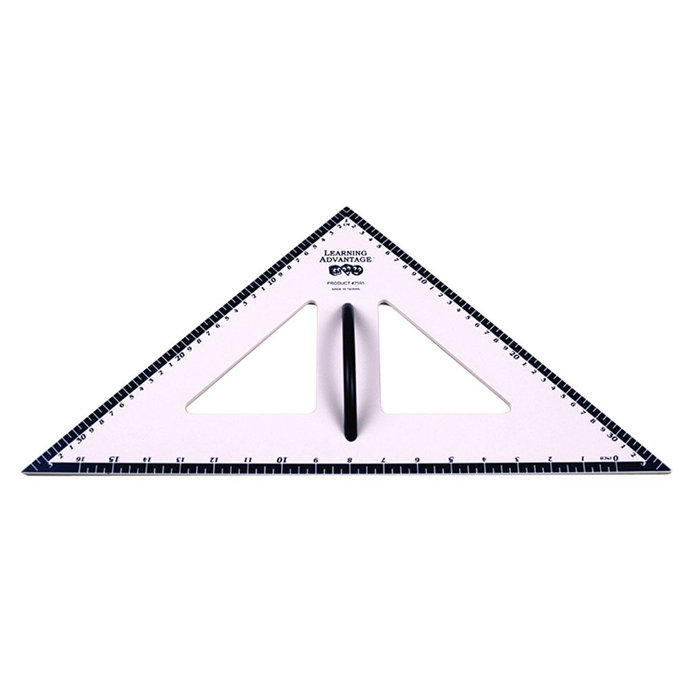 CTU7595 - Dry Erase Magnetic  45/45/90 in Drawing Instruments