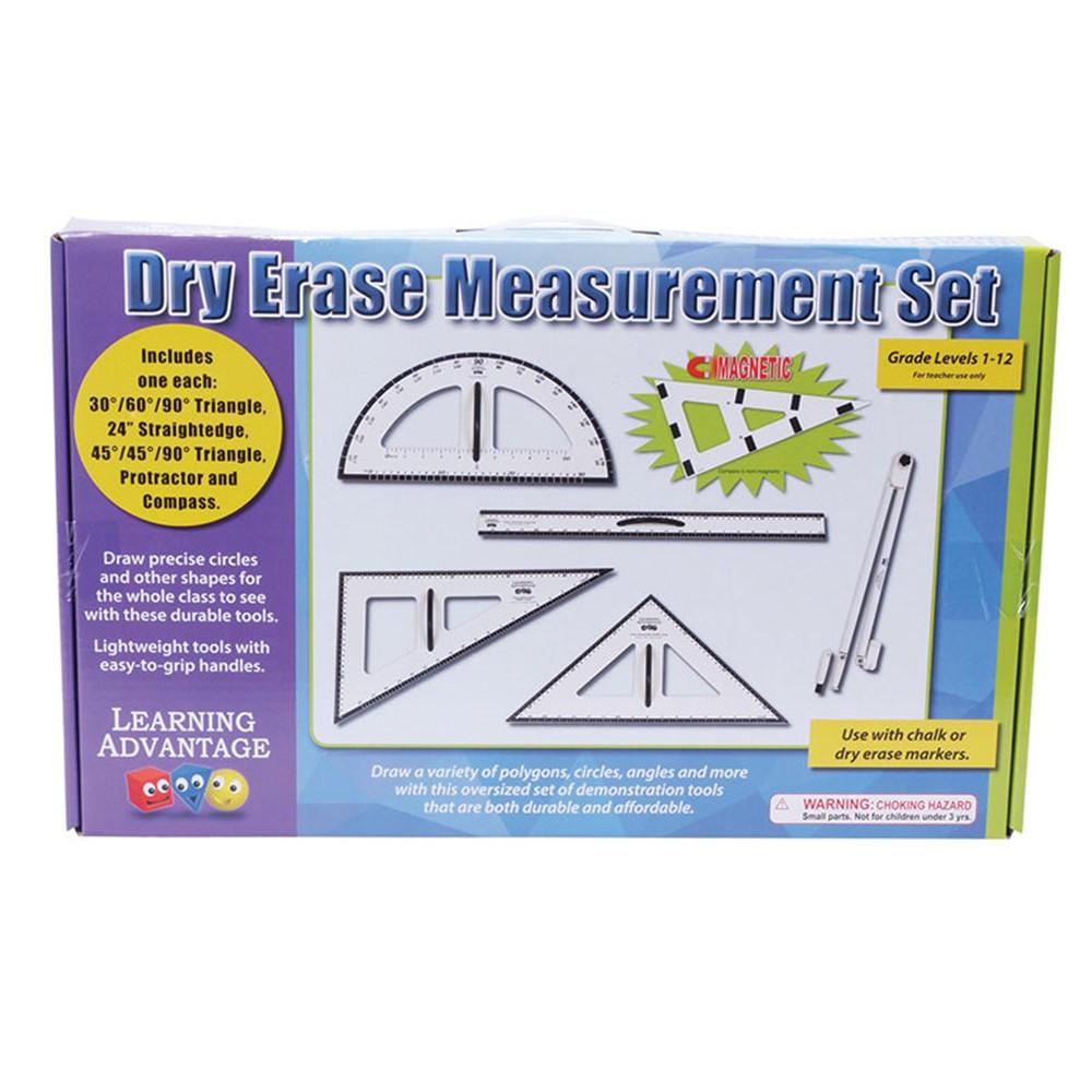 CTU7599 - Dry Erase Magnetic Measurement Set in Drawing Instruments