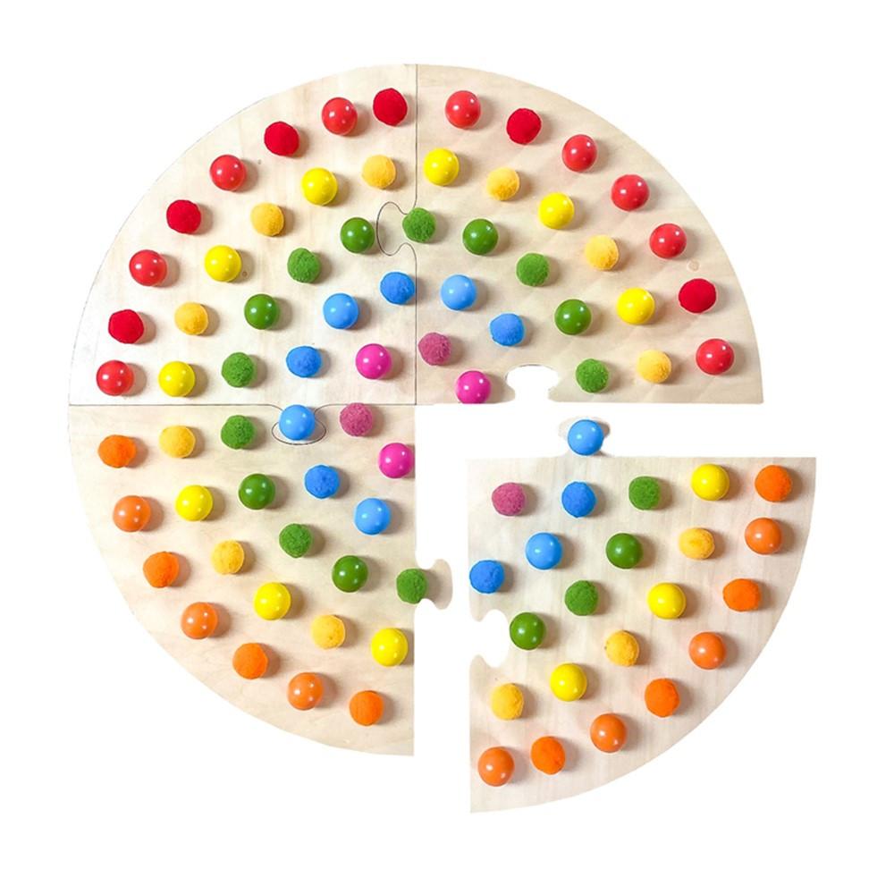 My Rainbow Globe - CTUFF458   Learning Advantage   Patterning