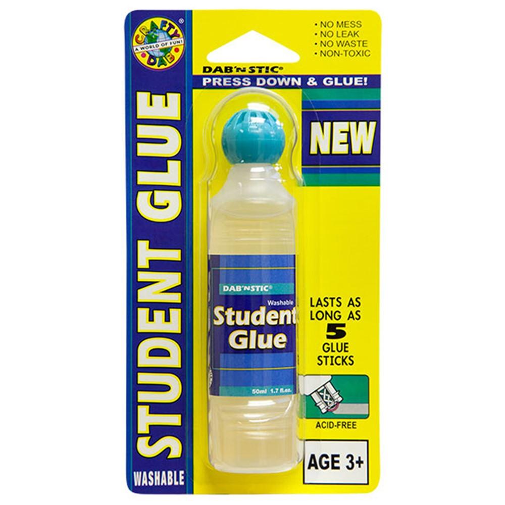CV-50850 - Crafty Dab Glues Dab N Stic Student in Glue/adhesives