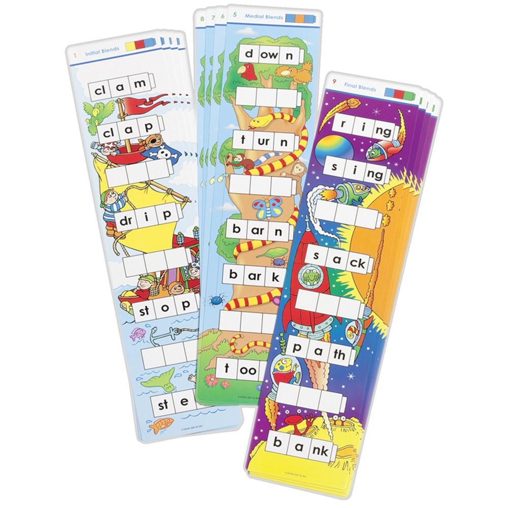 DD-2865 - Unifix Word Ladders Blends in Word Skills