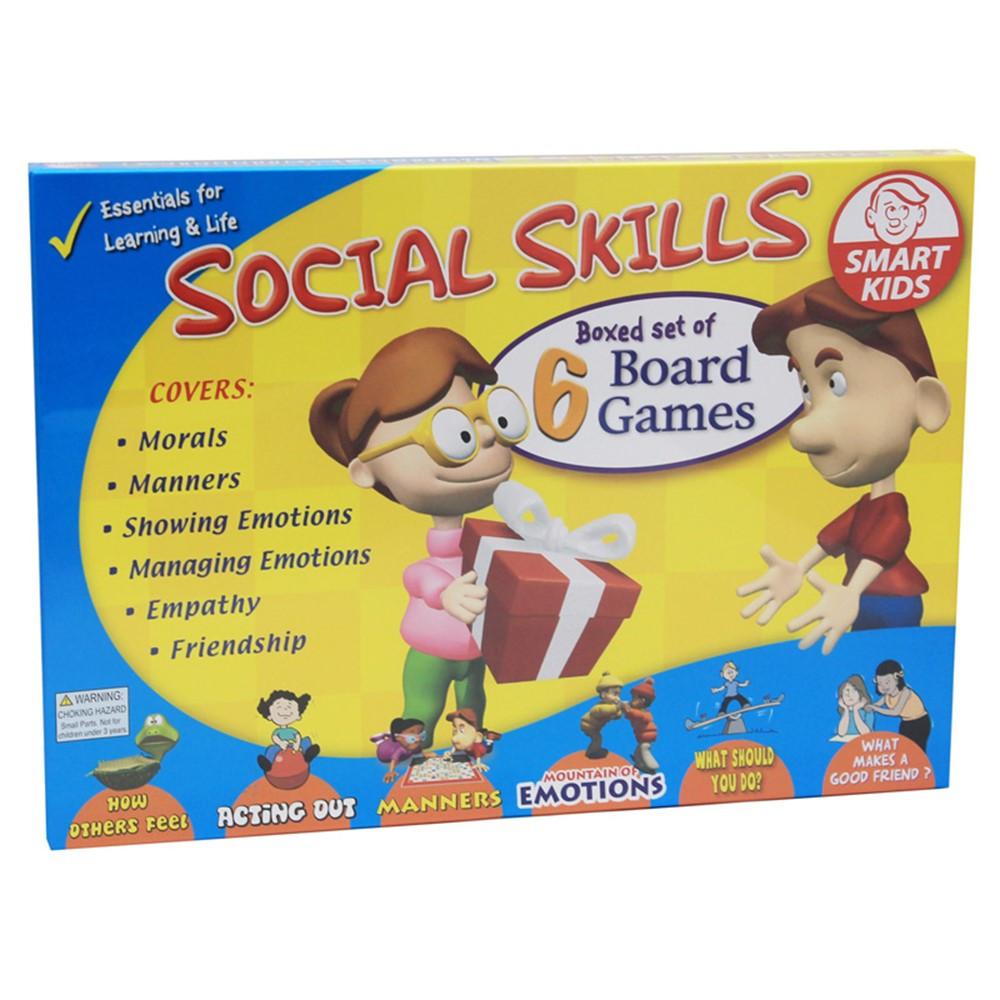 DD-500063 - Social Skills Board Games in Social Studies