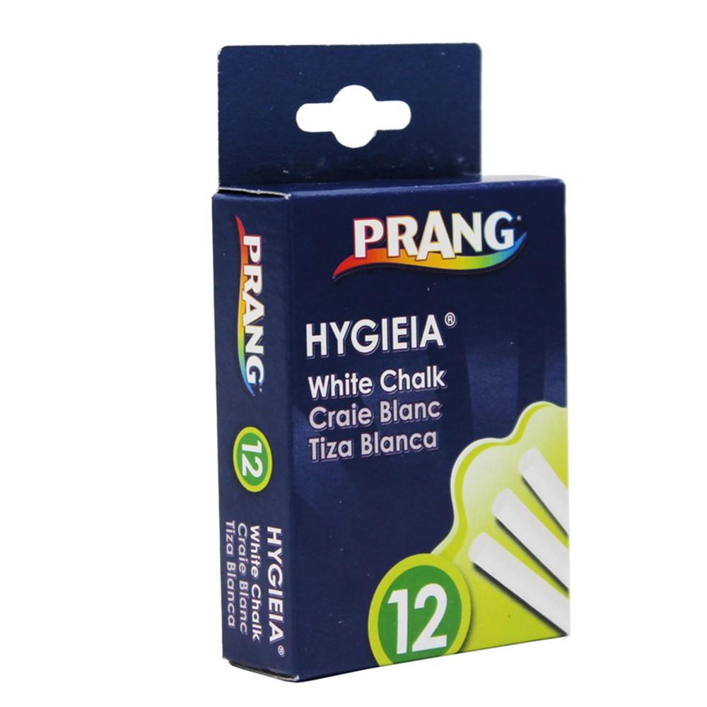 DIX31144 - Prang Hygieia Dustless Board Chalk White in Chalk