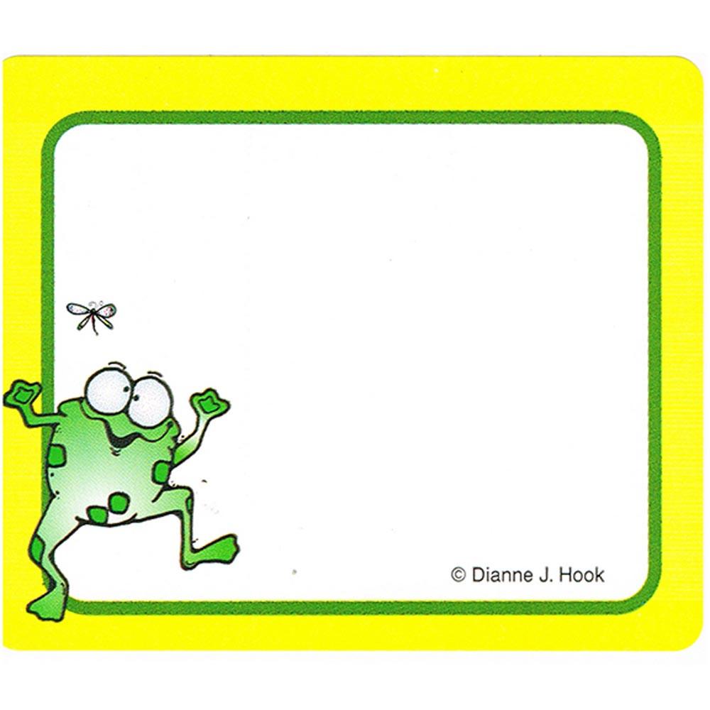 DJ-650003 - Name Tags Froggie in Name Tags