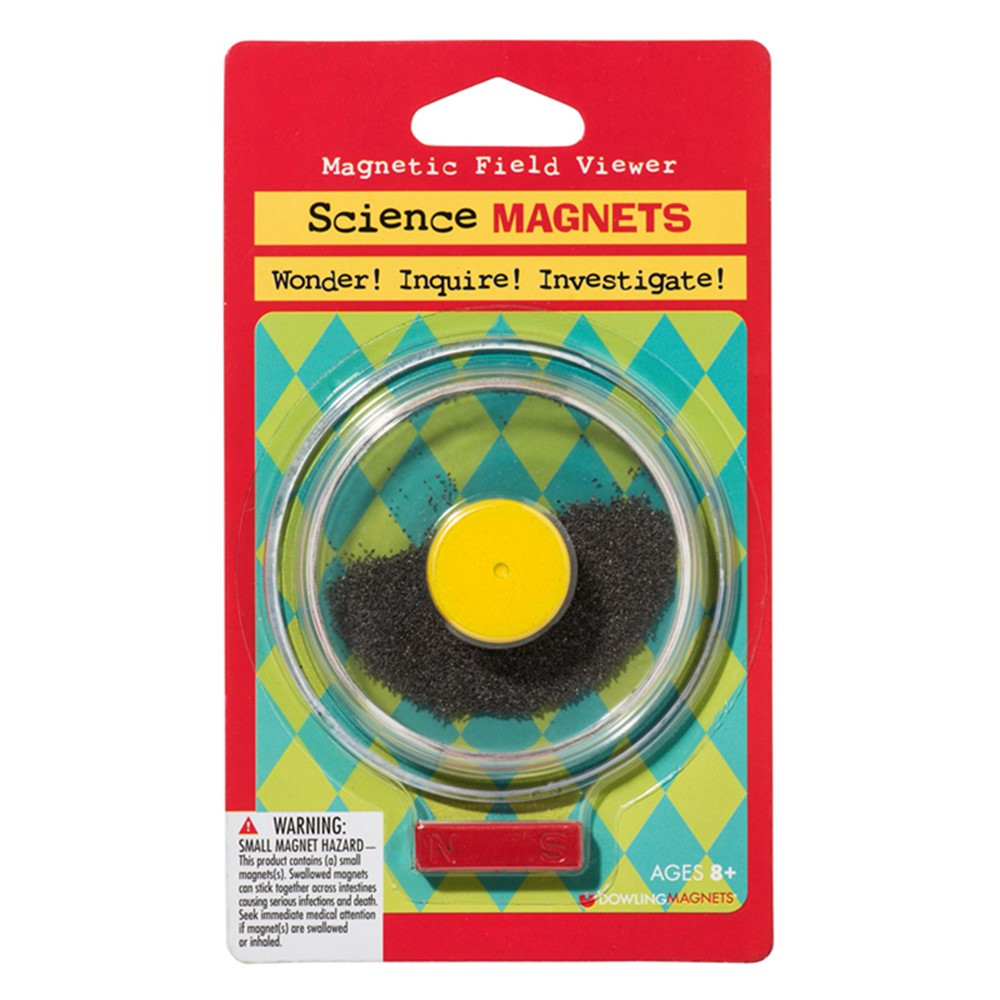 DO-731021 - Magnetic Field Viewer New in Magnetism