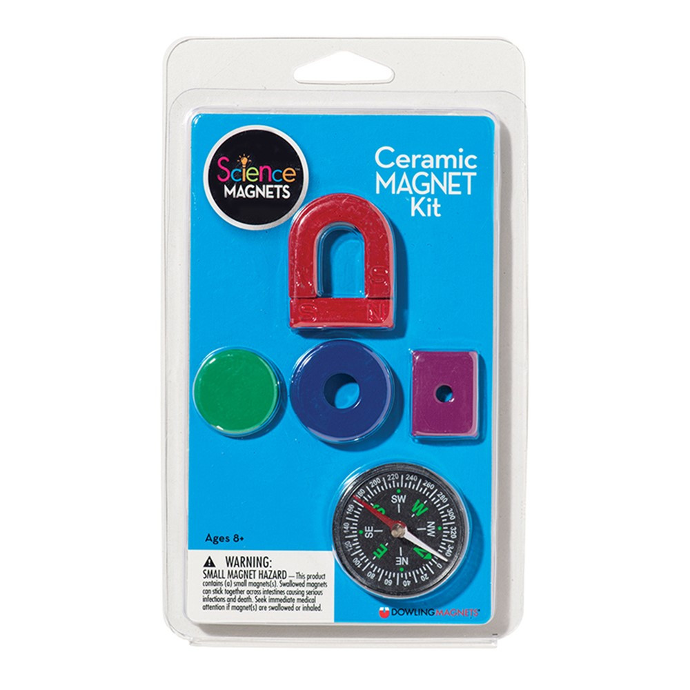 DO-731022 - Science Magnets Mini Science Kit in Magnetism