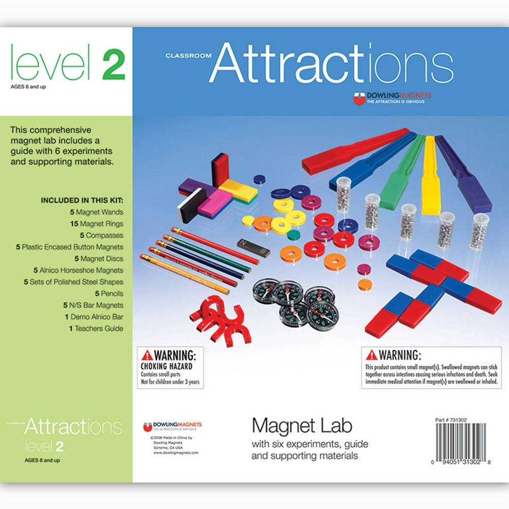 DO-731302 - Classroom Attractions Level 2 in Magnetism
