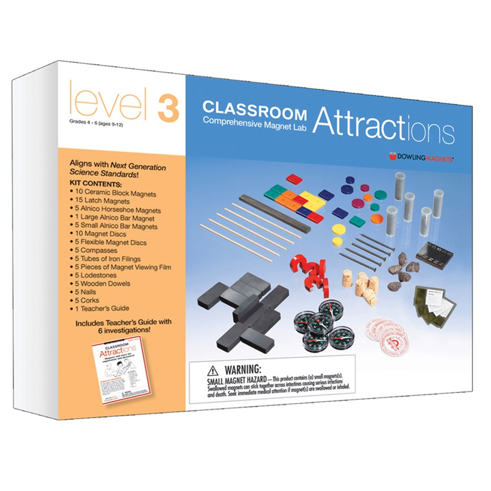 DO-731303 - Classroom Attractions Level 3 in Magnetism