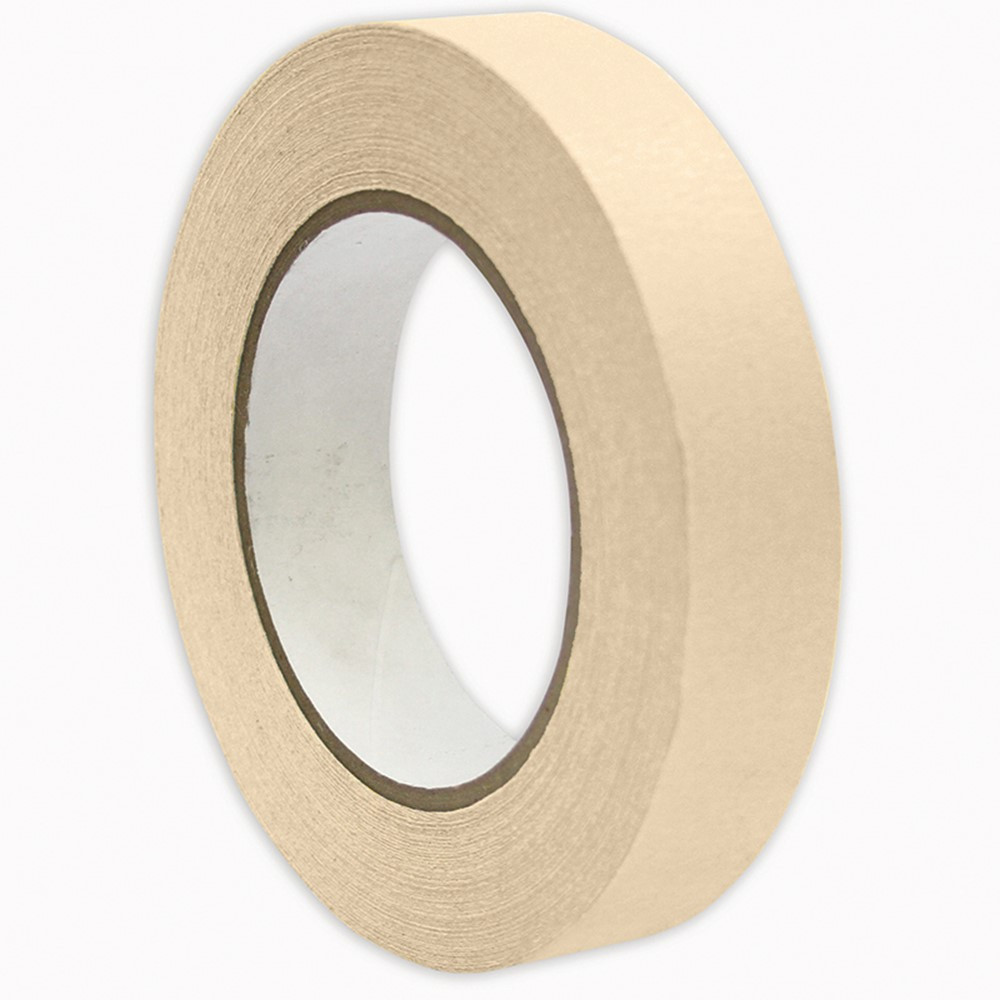 DSS46161 - Premium Masking Tape White 1X55yd in Tape & Tape Dispensers