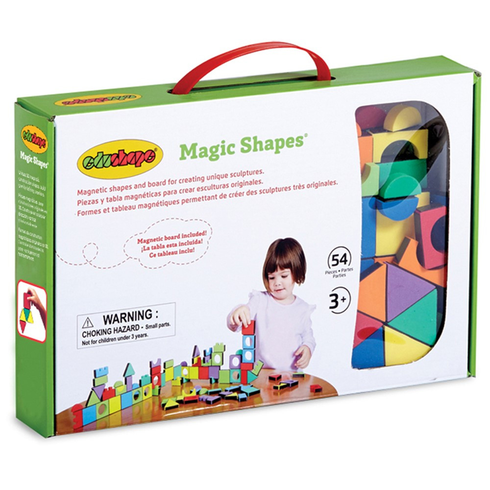 EDS975054 - Magic Shapes in Patterning