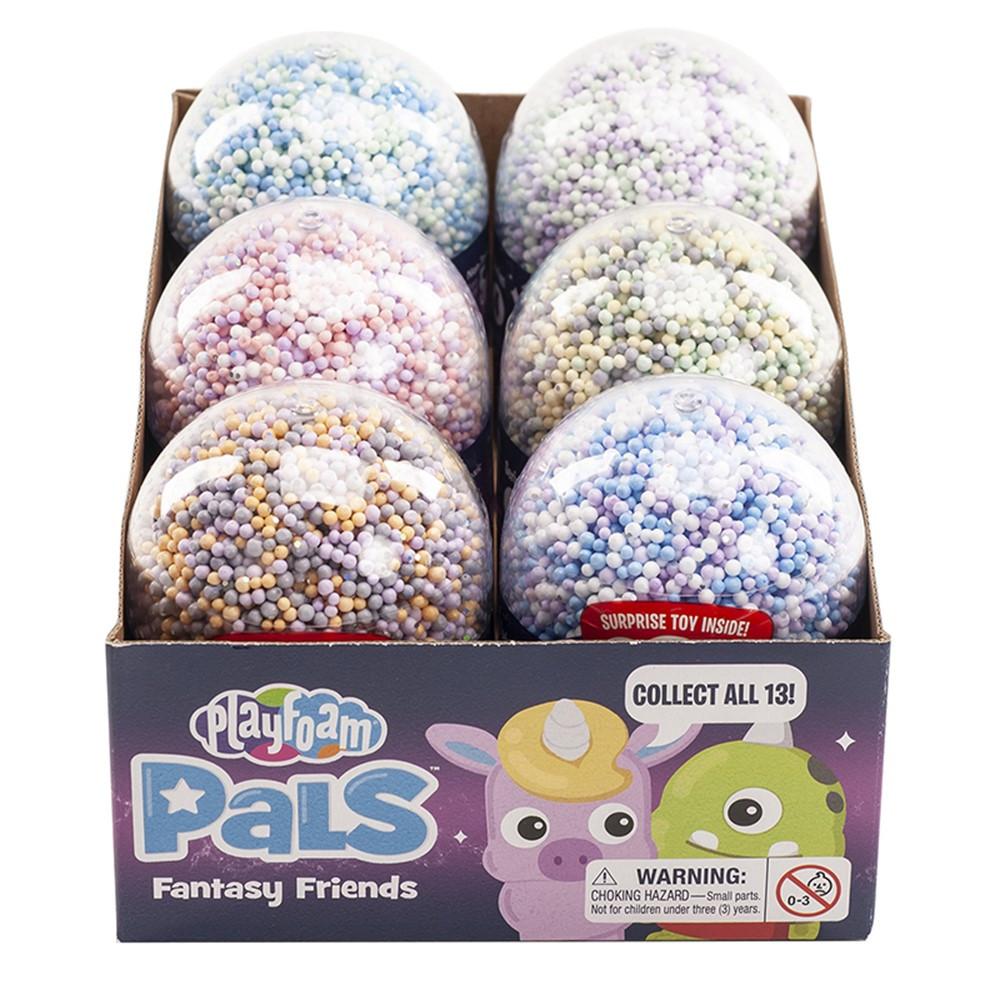 "Playfoam Pals Fantasy Friends"" Series 4 6-Pack - EI-1977 | Learning Resources | Foam"""