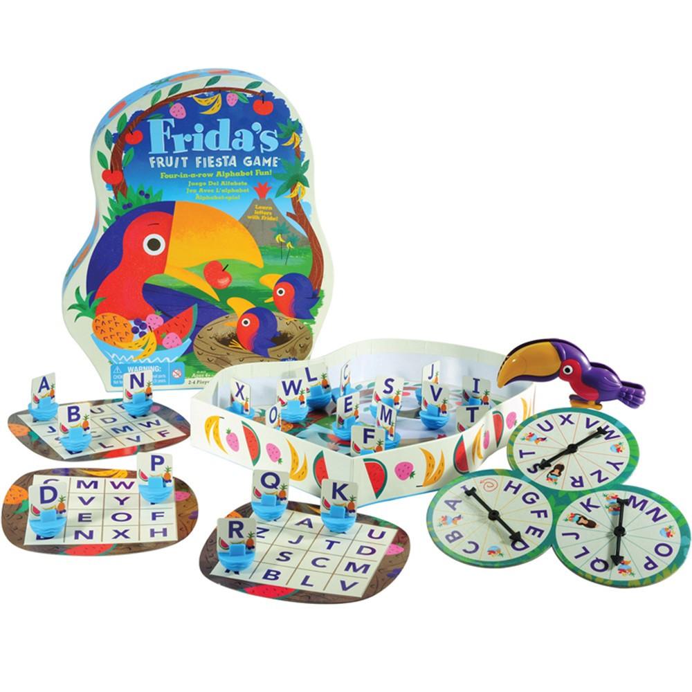 EI-3412 - Fridas Fruit Fiesta Game in Language Arts