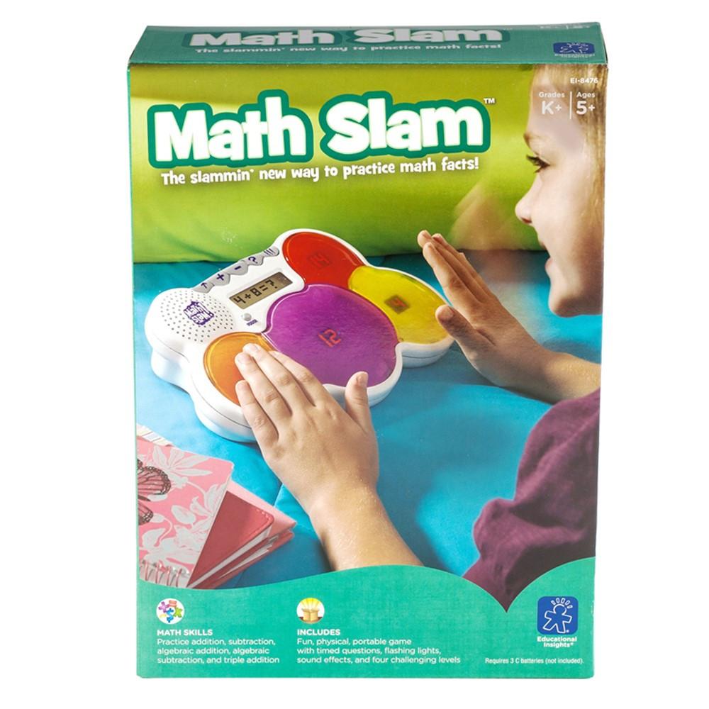 EI-8476 - Math Slam in Math