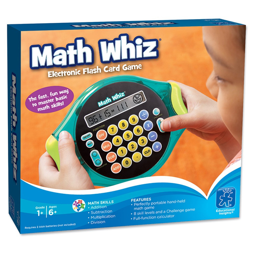 EI-8899 - Math Whiz in Math