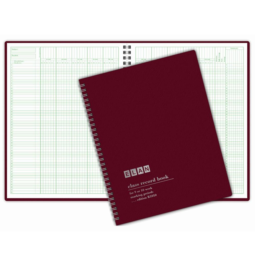 ELNR1010 - Class Record Book 9-10 Wk 50 Names in Plan & Record Books