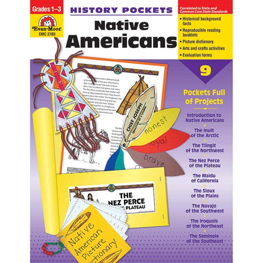 EMC3703 - History Pockets Native Americans in History