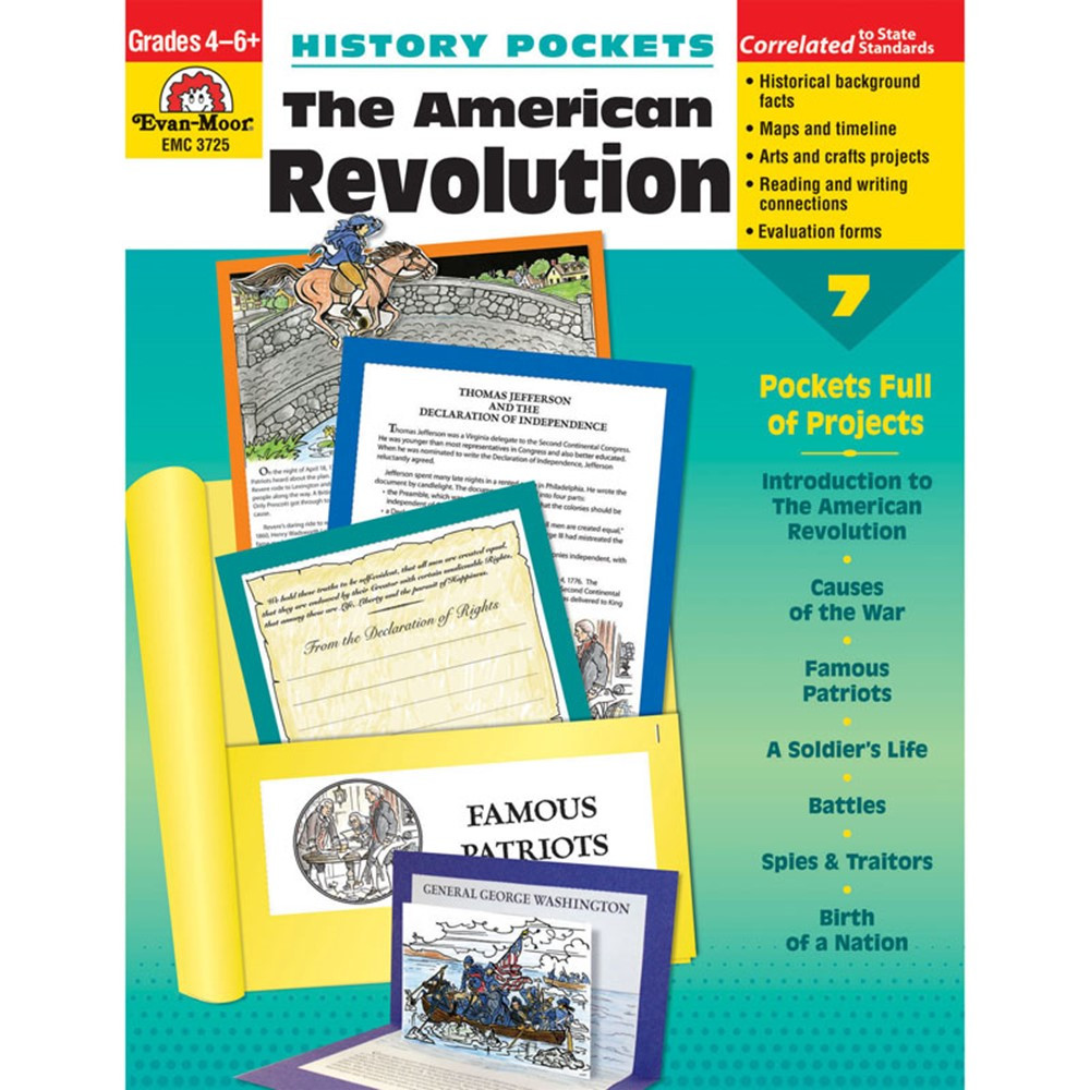 EMC3725 - The American Revolution in History