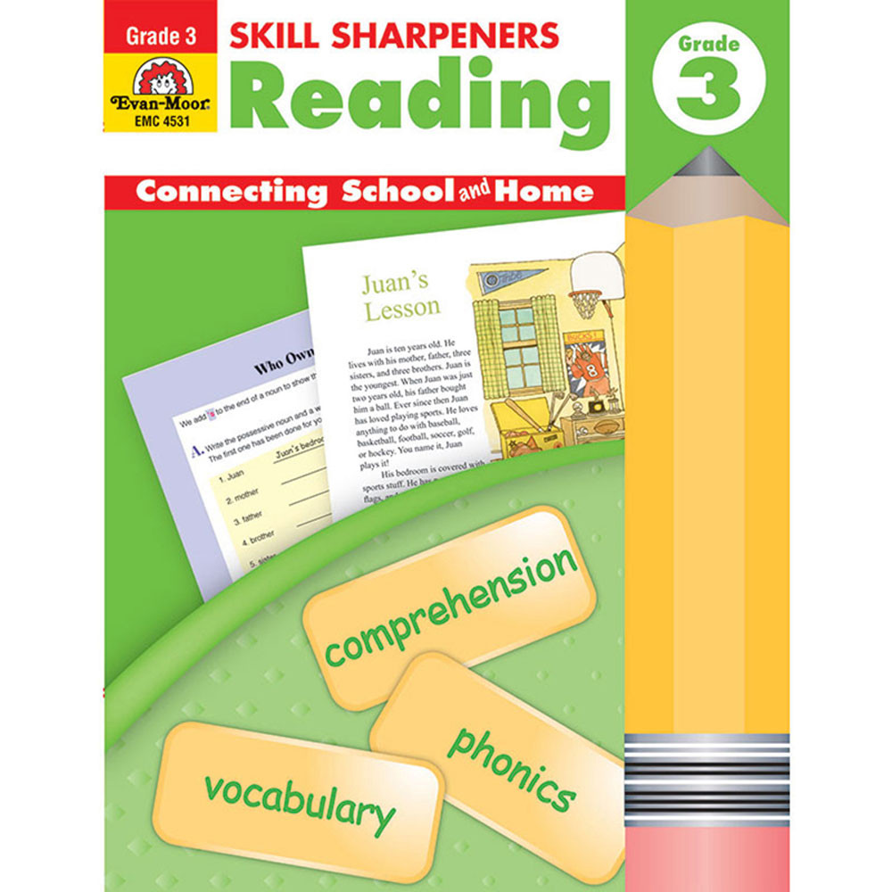EMC4531 - Reading Gr 3 in Reading Skills