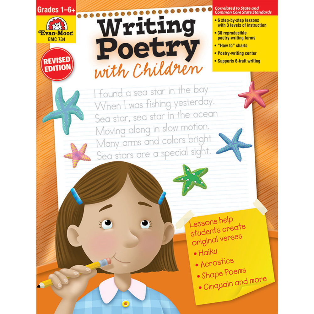 EMC734 - Writing Poetry With Children Gr 1-6 in Poetry