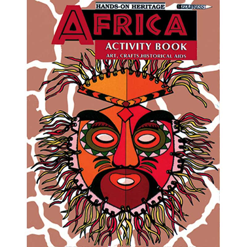 EP-071 - Activity Book Africa Gr 2-6 in Geography