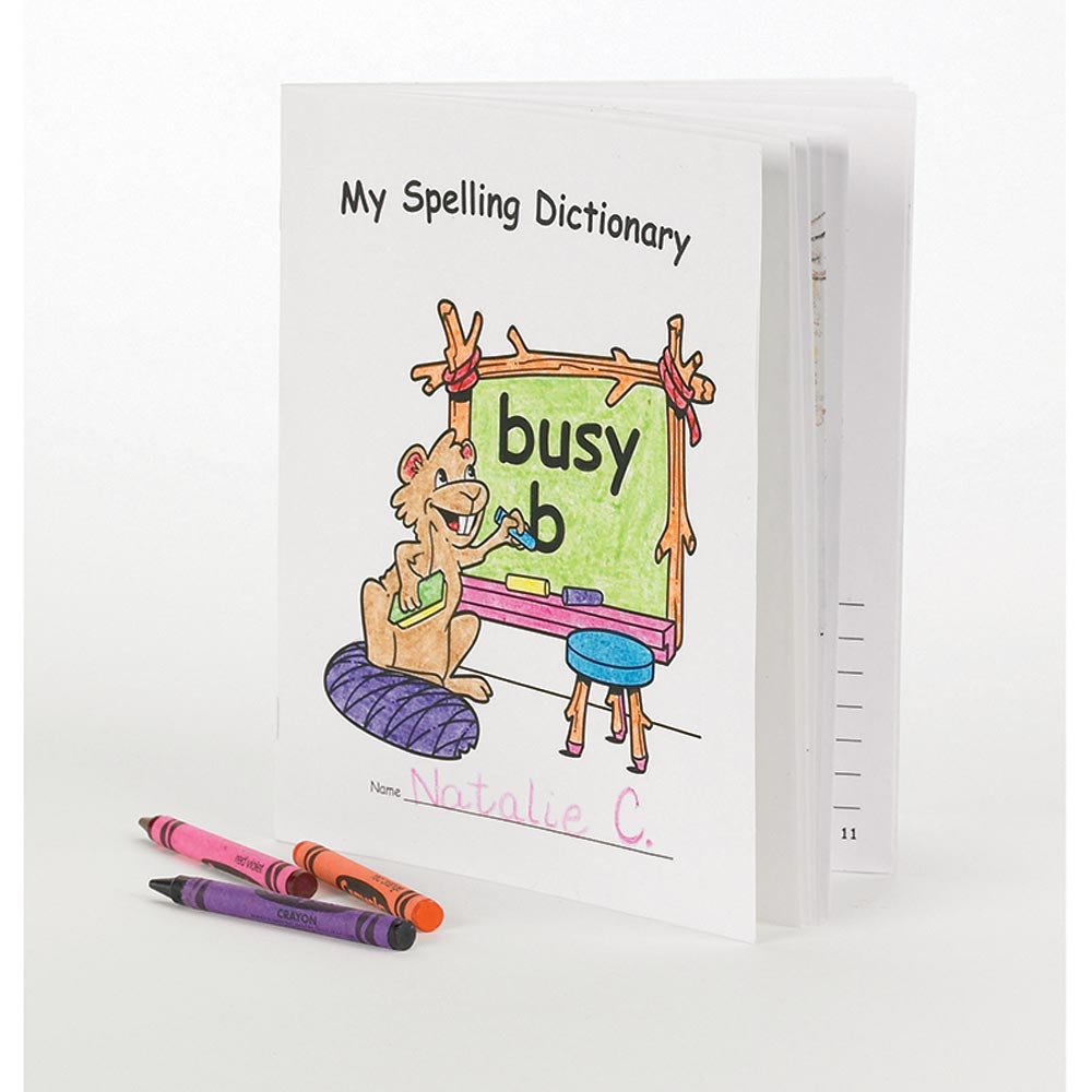 EP-111C - My Spelling Dictionary 25-Pk in Reference Books