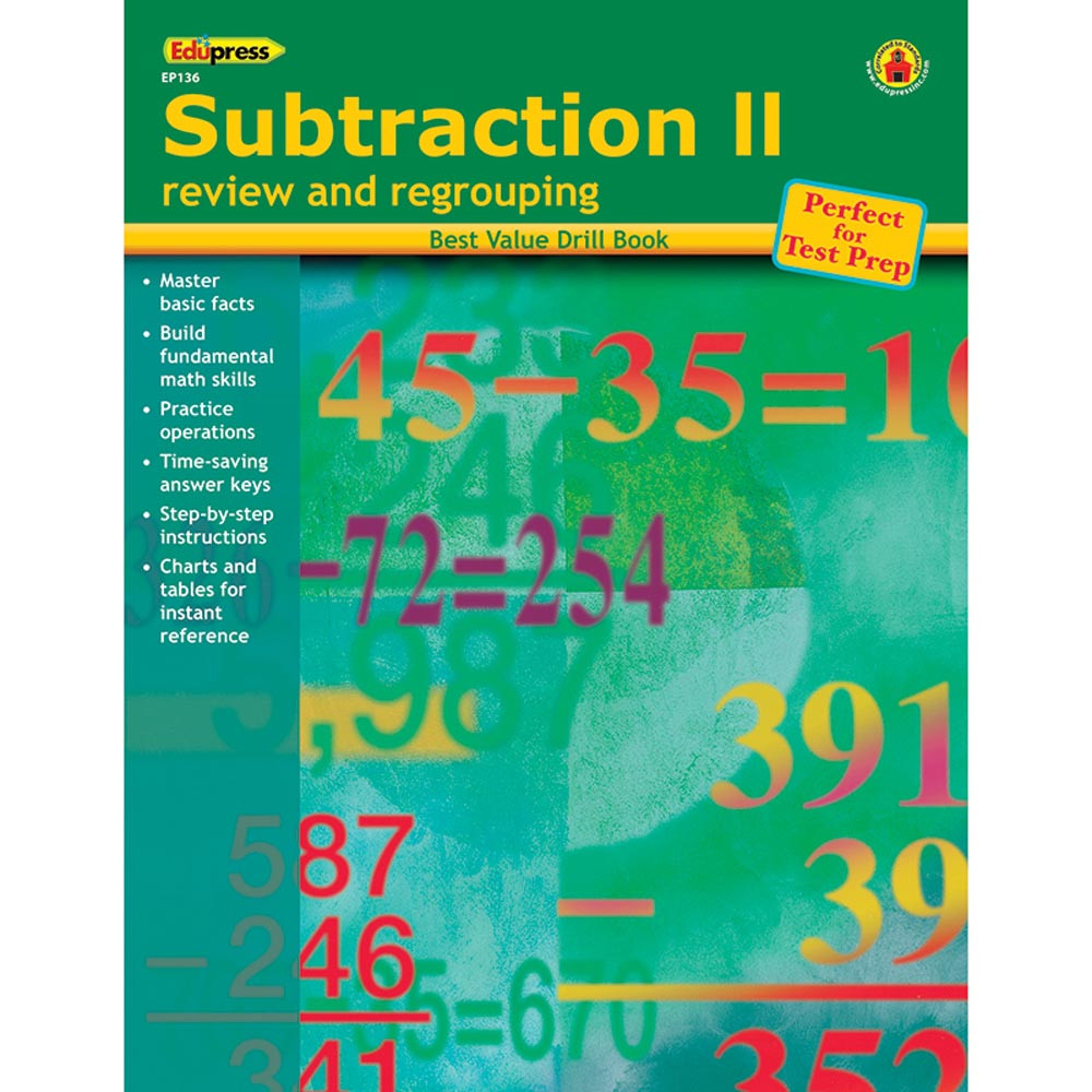 EP-136 - Subtraction 2 Review & Regrouping in Addition & Subtraction