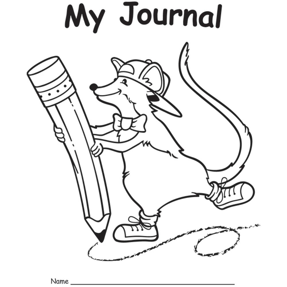 EP-143G - My Journal Primary 10-Pk in Writing Skills