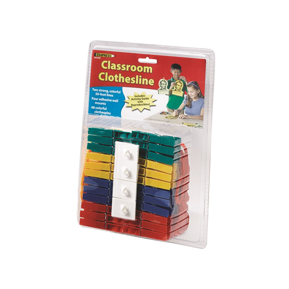 EP-2449 - Classroom Clothesline in Organization