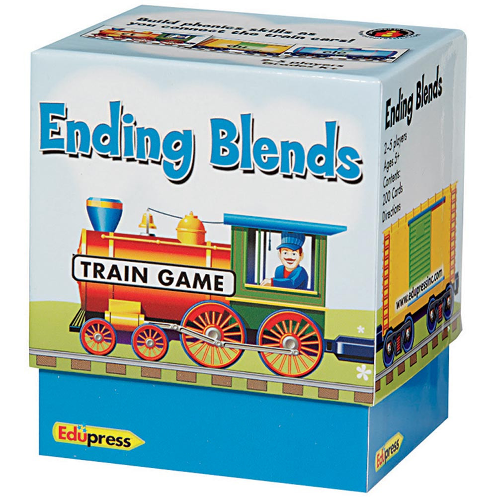 EP-2597 - Train Game Ending Blends in Language Arts