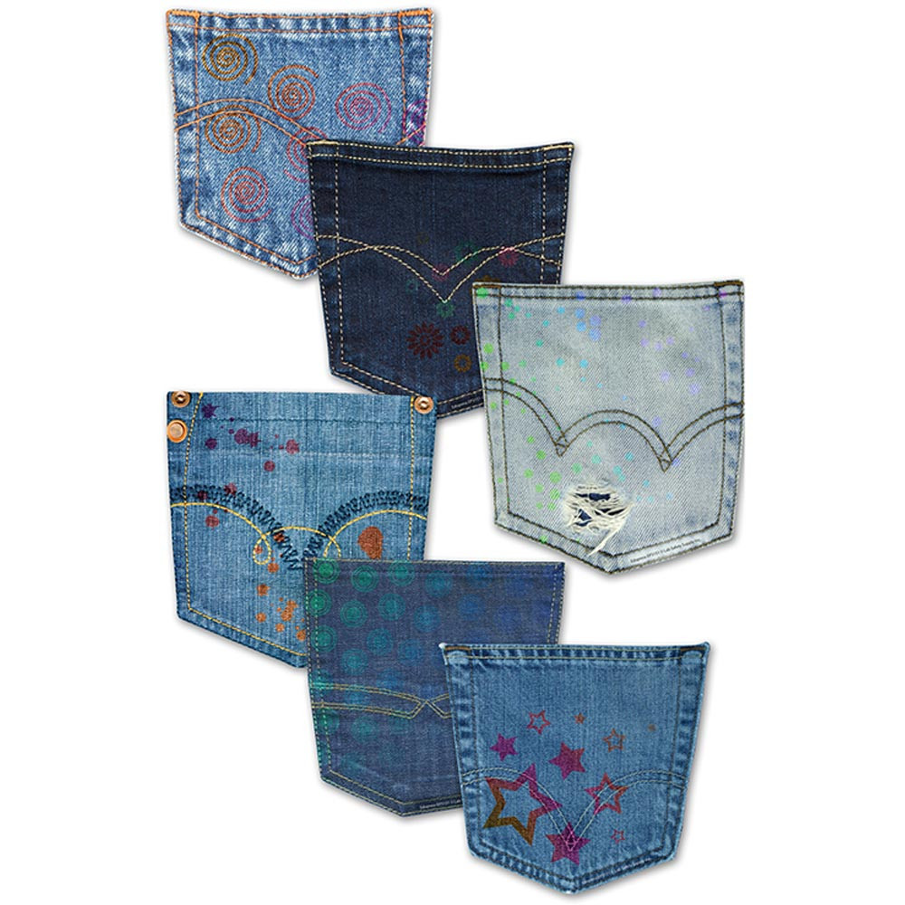 EP-3151 - Pockets Bulletin Board Set Accent in Accents