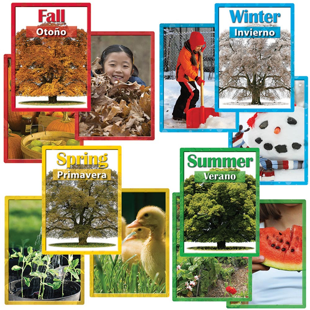 EP-3188 - The Four Seasons Instructional Accents in Holiday/seasonal