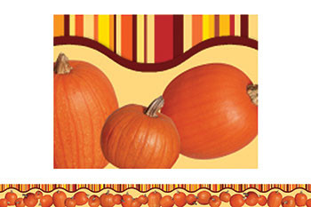 EP-3251 - Fall Pumpkins Layered Look Border in Border/trimmer