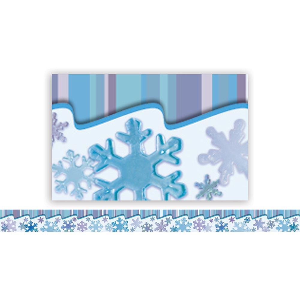 EP-3255 - Snow Fun Layered Look Border in Holiday/seasonal