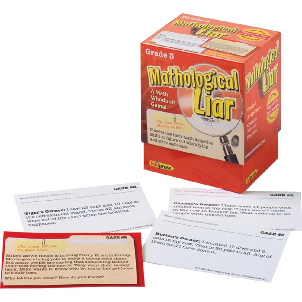 EP-3396 - Mathological Liar Gr 3 in Math