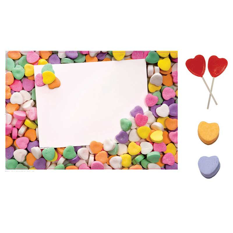 EP-3602 - Valentines Day Mini Bulletin Board Set in Holiday/seasonal